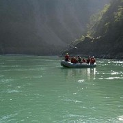 Rafting Ganges
