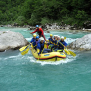 Rafting in Rishikesh Marine Drive