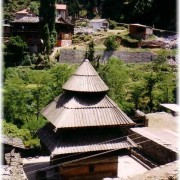 Temple at Naggar