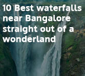 10 Best Waterfalls Near Bangalore Straight Out Of A Wonderland