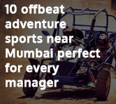 10 offbeat Adventure Sports near Mumbai perfect for Every Manager