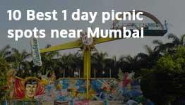 10 Best 1 Day Picnic Spots near Mumbai