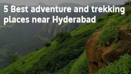 5 Best Adventure and Trekking places near Hyderabad